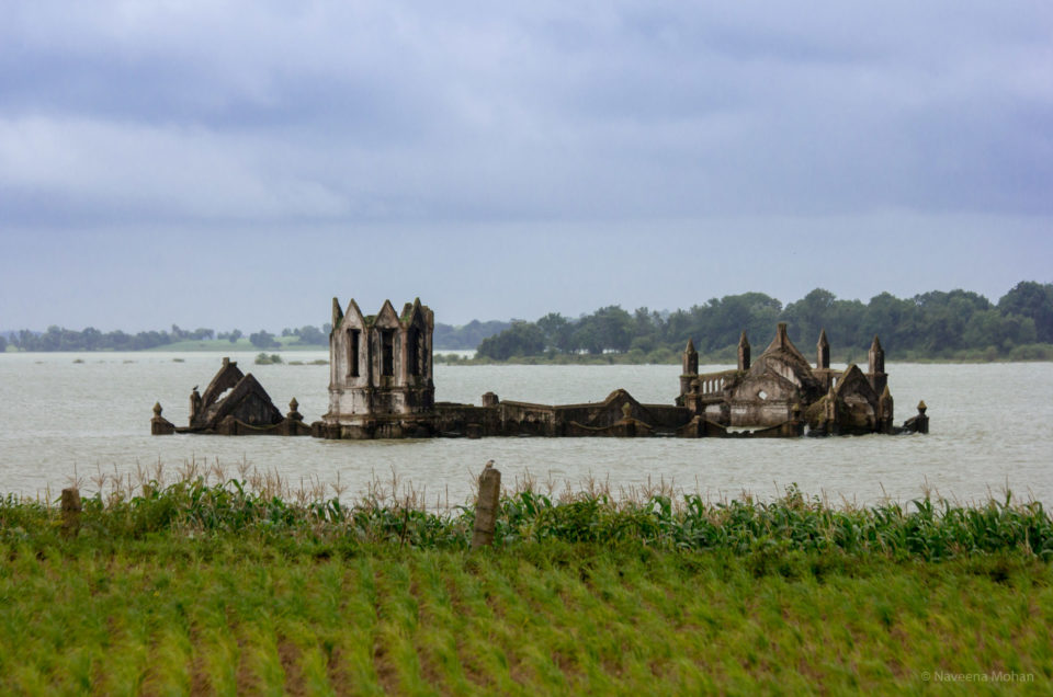 Submerged Relic – Rosary church.
