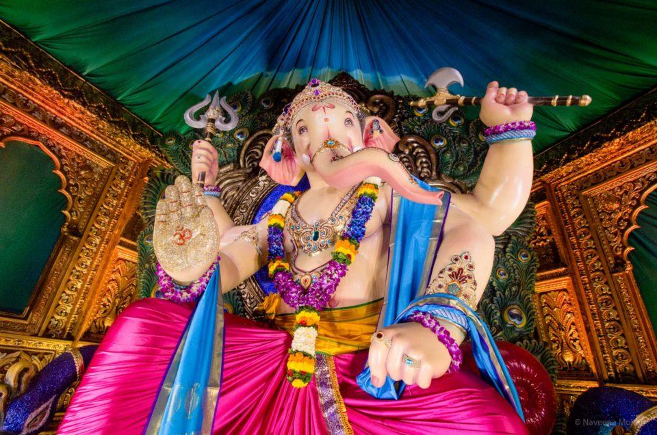 Ganesh Chaturthi, Pandal hopping!