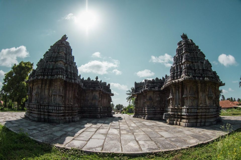 2 Temples and a Kalyani