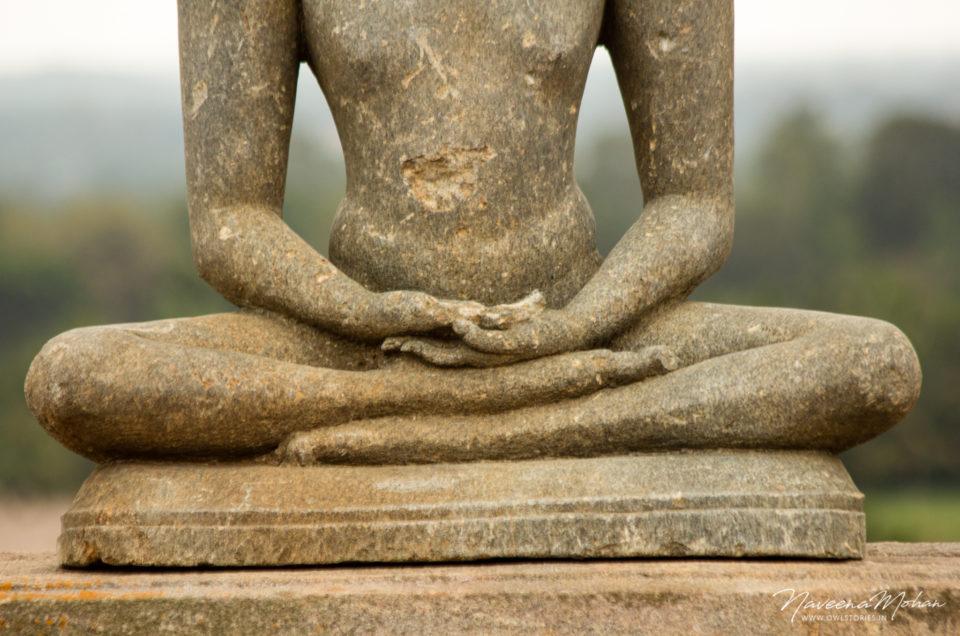 Kanakagiri, Less known site of Jain vestiges